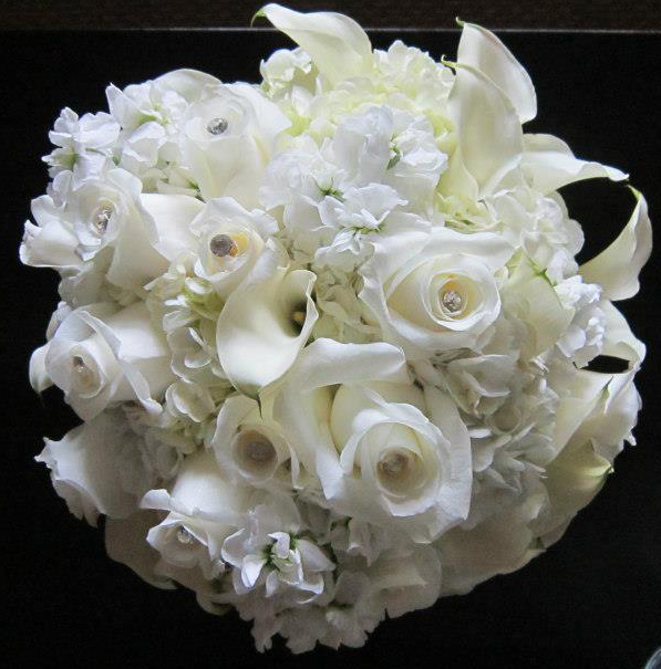 Bridal Bouquet Estimates : Estimate